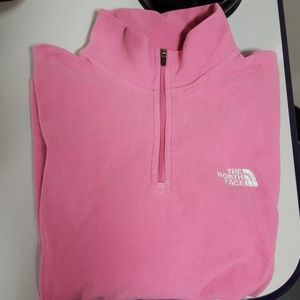The North Face Jackets & Coats - North Face Pink Pullover